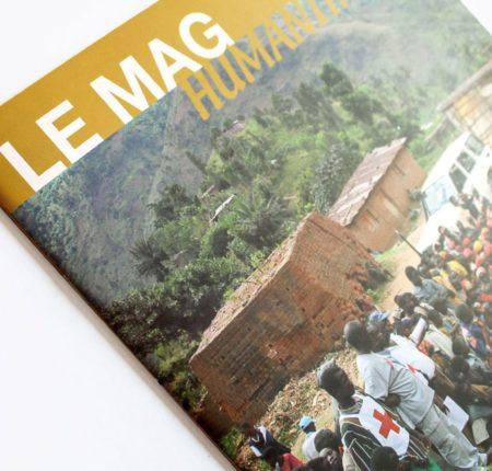 Mag Humaintaire – CICR Dakar