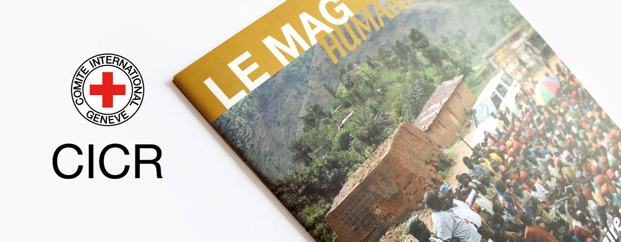 CICR head Mag Humanitaire